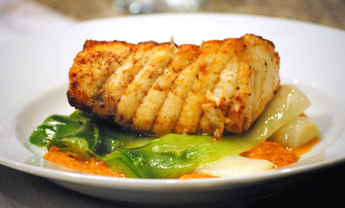 roasted-monkfish-leeks-romesco (4)