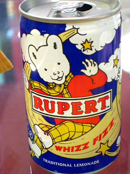 Rupert Whizz Fizz