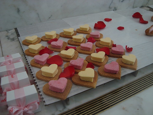 V-Day Sweets @ Bottega Louie