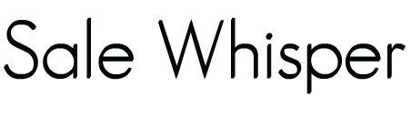 Sale Whisper