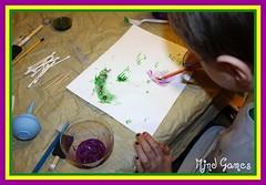Mardi Gras Painting 01