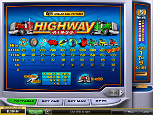 free Highway Kings slot mini symbol