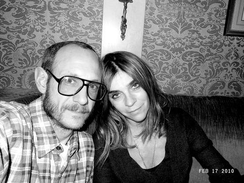 Terry Richardson & Carine Roitfeld