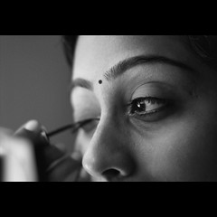 കണ്ണെഴുത്ത് വിദ്യ (sash/ slash) Tags: beauty mirror eyes view sash eyeliner sajesh kannezhuthu