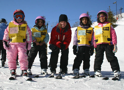 Crystal Mountain - February 2010