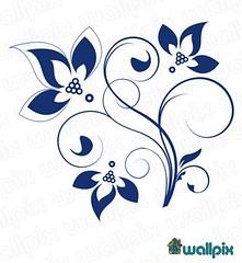 Florais07 (wallpixadesivos) Tags: espelho wall de casa sticker do para vinyl sala infantil beb estilo quarto cama tatoo decorao cozinha banheiro parede paredes londrina geladeira teto adesivos adesivo decorar wallpix decoradores adesivosdeparede