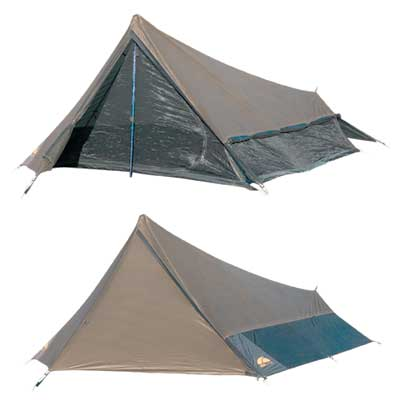 Trig 2. Douglas Adams Tent  sc 1 st  Backpacking Light & Shelter Nostalgia - Backpacking Light