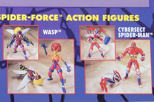 Spider-Man Spider-Force