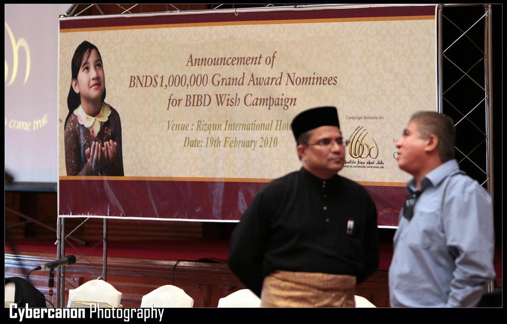 BND1,000,000 Grand Award