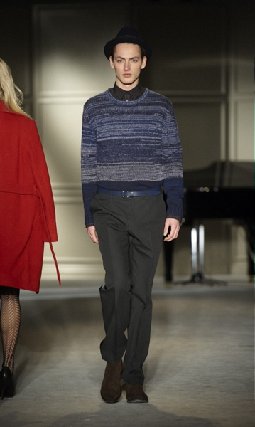 Jakob Hybholt3521_Fashion Week by Berns AW 10 Filippa K