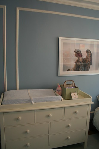 Changing Table, Angel Photo
