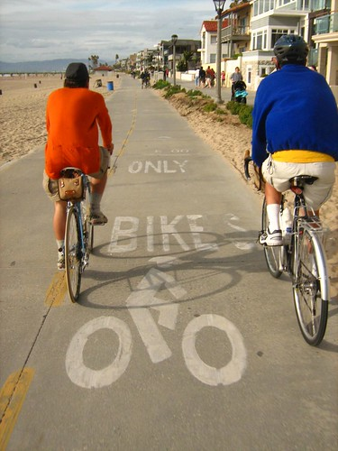 bikes only