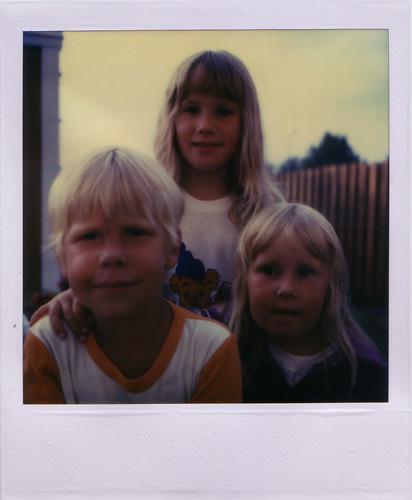 Me, Tina and Johanna