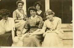Wilson Family Women