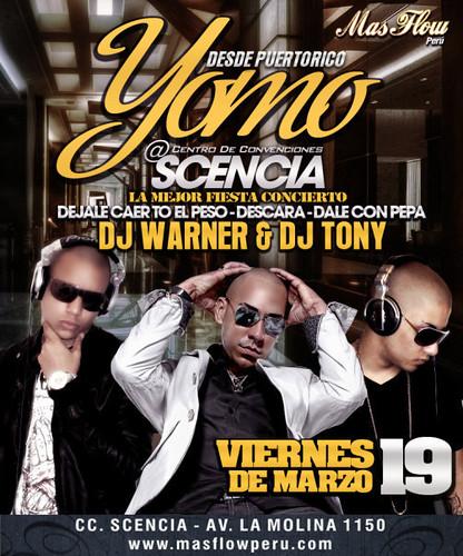 Yomo - C.C. Scencia