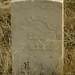Headstone of Veteran Michael Healy, Boise Barracks Military Cemetery, Boise, Id.