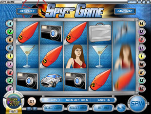 Spy Game slot game online review