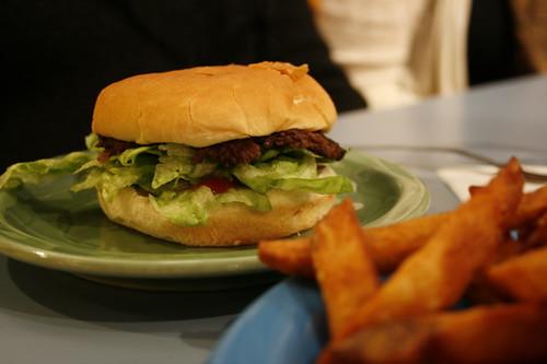 stanley's burger