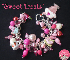 Sweet Treats Charm Bracelet Full