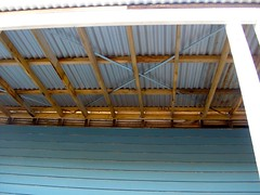 work on verandah - 8