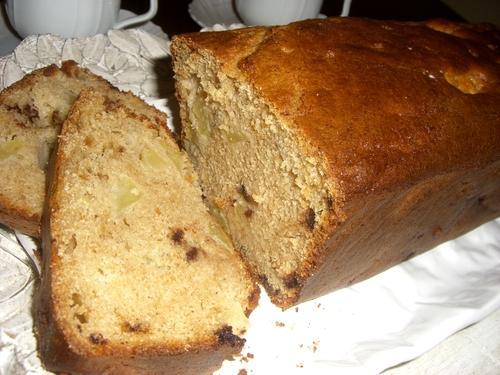 Plum cake rustico con farina di farro