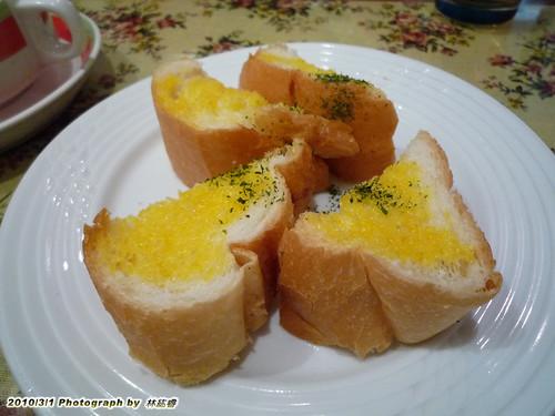 前菜-麵包