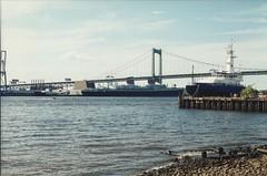 United States at Philadelphia (shiftynj) Tags: philadelphia unitedstates oceanliner passengership unitedstateslines