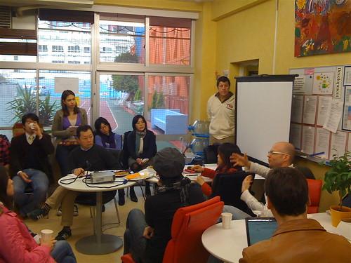 TEDxTokyo2010 kickoff meeting