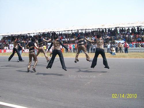 mrf race 265