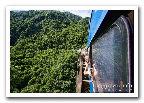 Trem da Serra, Curitiba-Morretes, Brasil