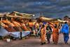 Walking in Marrakech (Fil.ippo) Tags: marrakech mercato market djemaaelfna filippo marocco morocco hdr explore d5000 febbraio2011challengewinnercontest filippobianchi