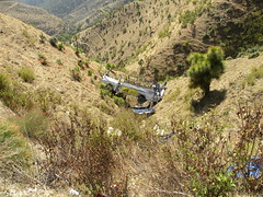 DSCN0322 (oasis_236) Tags: mountains bells hills valley kanda holi almora peachtrees snowpeaks peartrees plumtrees uttarakhand bageshwar