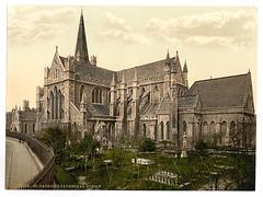 [St. Patrick's Cathedral, Dublin. County Dublin, Ireland] (LOC)