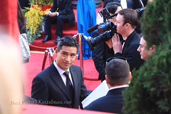 Mario Lopez - Oscars 2010 Red Carpet 7624