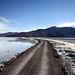 Road to the Bolivian Salt Flats