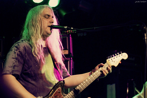 J Mascis of Dinosaur Jr