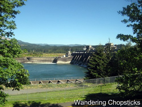 Day 4.1 Bonneville Lock and Dam - Cascade Locks - Oregon 1