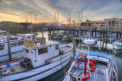 Harbor HDR Photo