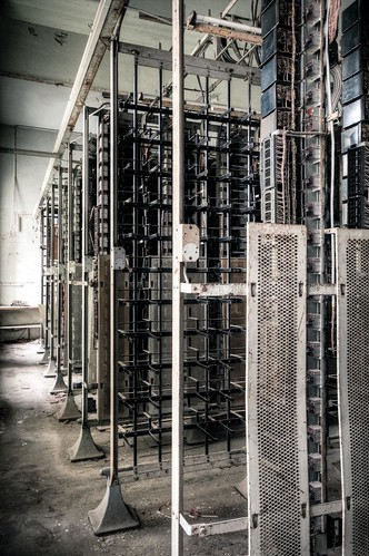 Telephone switchboard