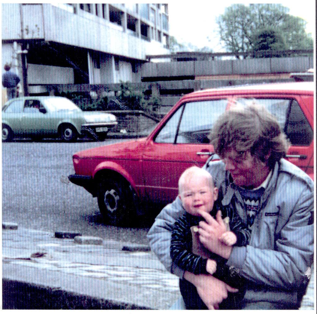 Charles Docherty, 1983.