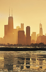 Saturday Morning in the City (rjseg1) Tags: morning urban chicago skyline photography gallery fine lakemichigan hancock segal the of rjseg1