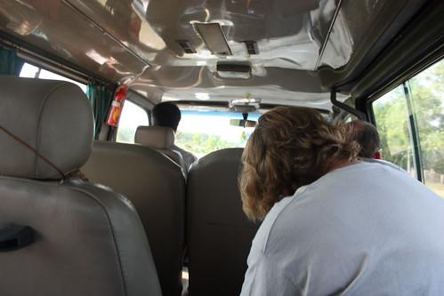 Mini van to Saigon