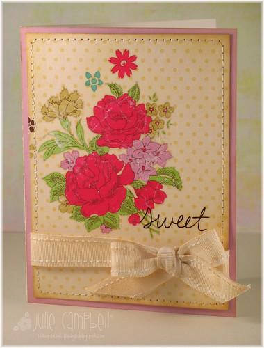 Shabby & Sweet card