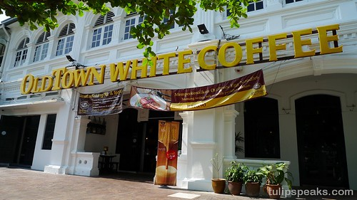 Ipoh  Old Town White Coffee