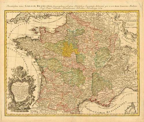 570.05 France - Homanan - 1764
