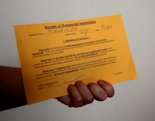 365_99 manuscript receipt