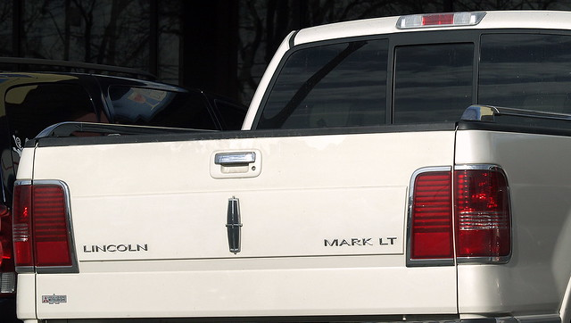 truck mark pickup lincoln lt halfton ©allrightsreserved