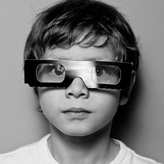 bw face glasses kid tyler sq cardboardglasses