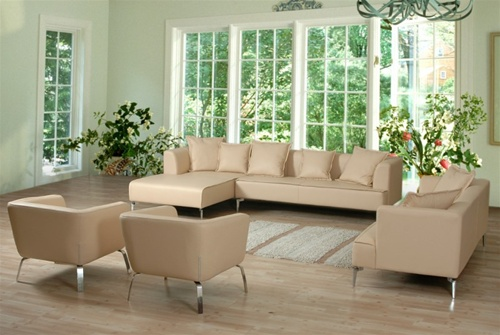 Elmo Sectional Sofa Set