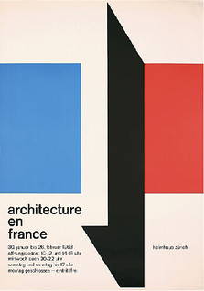 Architecture en France – Carl B Graf – 1963